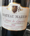 Château Mazers