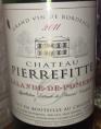 Château Pierrefitte