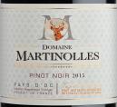 Domaine de Martinolles Pinot Noir
