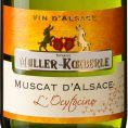 Muscat d'Alsace - L'Ocytocine