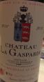 Château la Gasparde