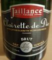 Clairette de Die - Sec Subtile