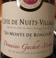 Les Monts Boncourt