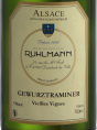 Gewurztraminer « Vieilles Vignes »
