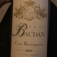 Château Baudan - Cru Bourgeois