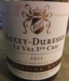 Auxey-Duresses - Le Val 1er Cru
