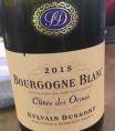Bourgogne - Cuvée des Ormes