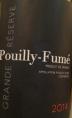 Pouilly-Fumé Grande Réserve