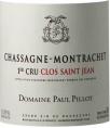 Chassagne-Montrachet Premier Cru Clos Saint Jean