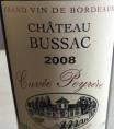Château Bussac