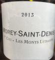 Morey-Saint-Denis Premier Cru Les Monts Luisants