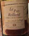 Le Puy Rolland