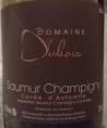 Saumur Champigny Cuvée d'Automne