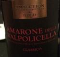 Amarone Della Valpolicella Collection Gold