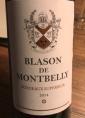 Blason de Montbelly