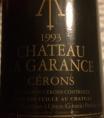 Château la Garance 1993