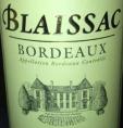 Vin de Bordeaux - Blaissac