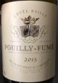Pouilly-Fumé - Cuvée Bailly