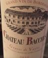 Château Bacchus