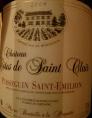 Château Côtes de Saint Clair