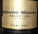 Bernard-Massard - Demi sec