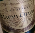 Champagne Maumy-Chapier Brut