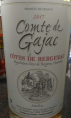 Comte de Gajac Moelleux