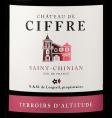 Château de Ciffre Saint-Chinian - Terroirs d'Altitude