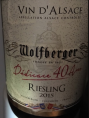 Riesling - Dédicace