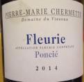 Domaine du Vissoux - Fleurie Poncié