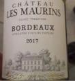 Château Les Maurins