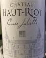 Château Haut Riot