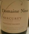 Domaine NINOT - Mercurey