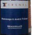 Beaujolais Bio Hommage à André Trenel