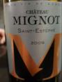 Château Mignot