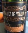 Marques de Toledo - Gran reserva