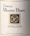 Château Moutte Blanc - Margaux
