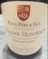 Chassagne-Montrachet  - Vieilles Vignes