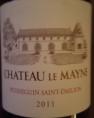 Château Le Mayne
