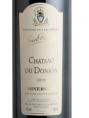 Château du donjon aoc minervois cuvée prestige - 12 mois en fûts