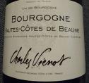 Bourgogne - Hautes Côtes de Beaune