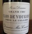 Clos De Vougeot Pres Le Cellier