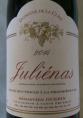 Juliénas Domaine de la Cure