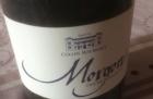 Morgon Cru du Beaujolais