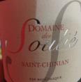 Saint Chinian vin biologique