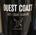 Ouest Coast - Le Rouge