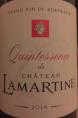 Quintessence de Château Lamartine