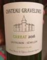 Château Gravelines - Carrat