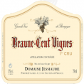 Beaune Premier Cru Cent Vignes