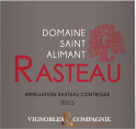 Domaine Saint Alimant Rasteau